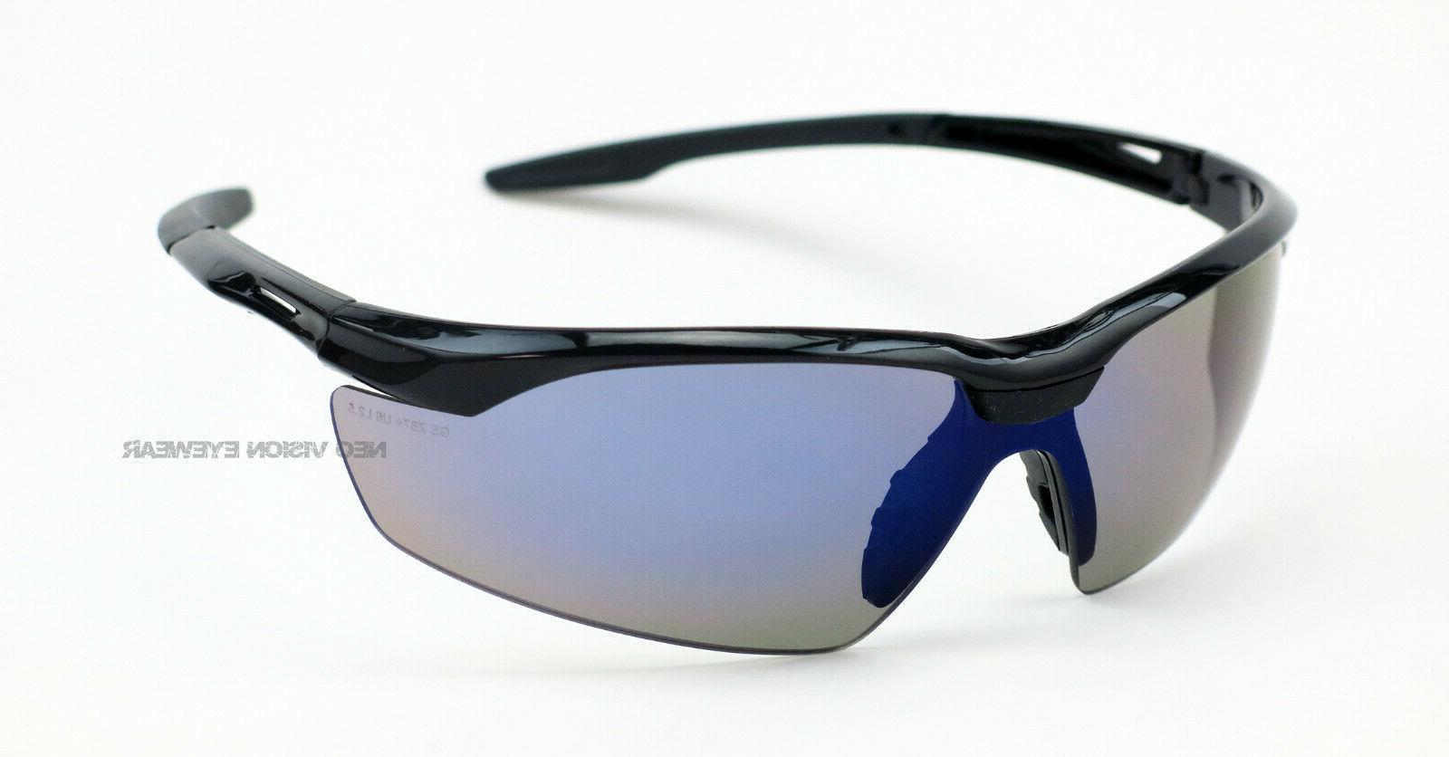 Gateway Blue Safety Glasses Z87+ CSA