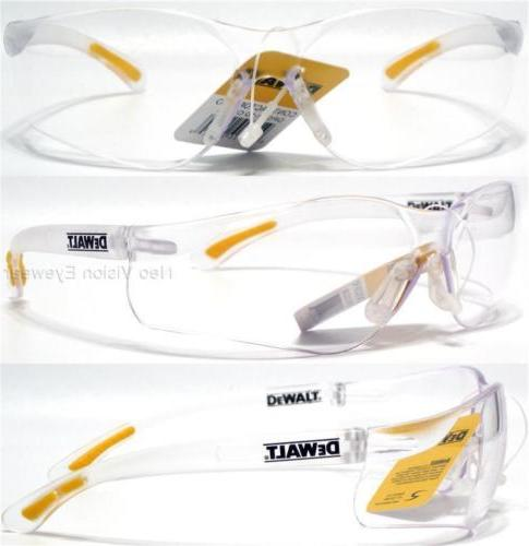 Dewalt Contractor Lenses Safety Glasses Work Shooting