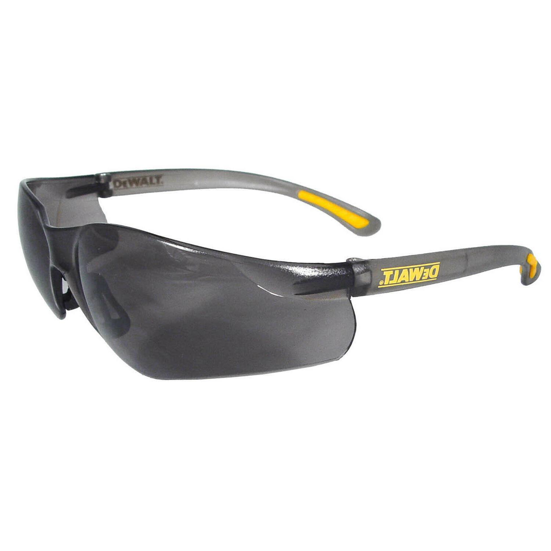 Dewalt Contractor Smoke/Gray Safety Glasses Z87.1 Sunglasses