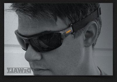 Dewalt Converter Safety Goggles Anti Fog Lenses Foam Padded