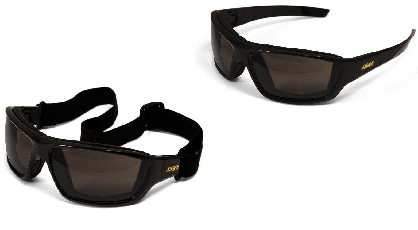Dewalt Converter Safety Glasses Goggles Smoke Anti Fog Lense