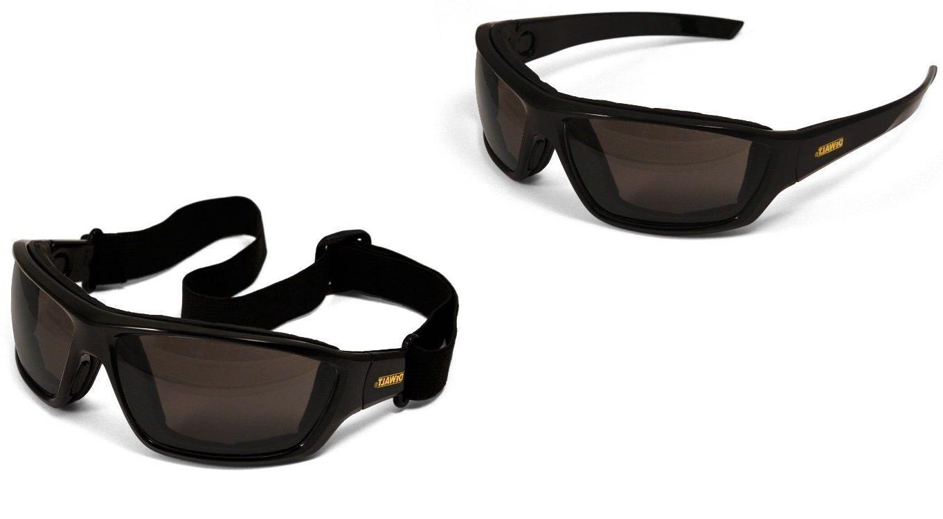 Dewalt Goggles Lenses Foam Padded