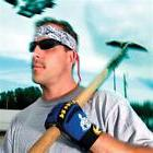 CHILL-ITS COOLING BANDANA Hook & Loop ERGODYNE SAFETY GEAR H