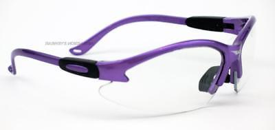 Global Vision Clear Safety Glasses Z87+