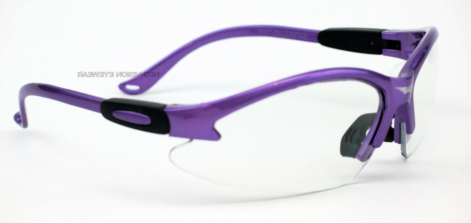 Global Vision Frame Clear Glasses Z87+