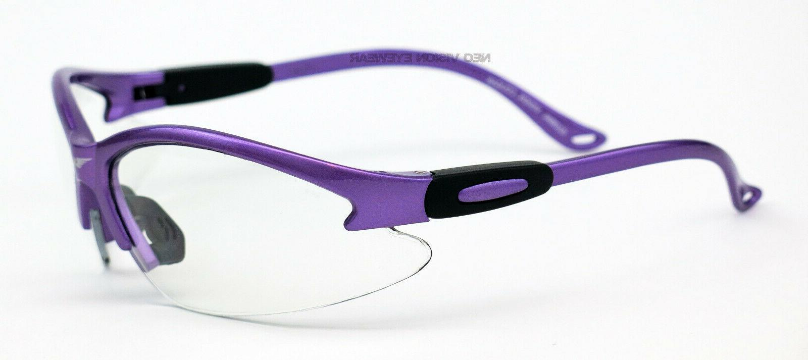 Global Cougar Frame Clear Glasses Motorcycle Z87+