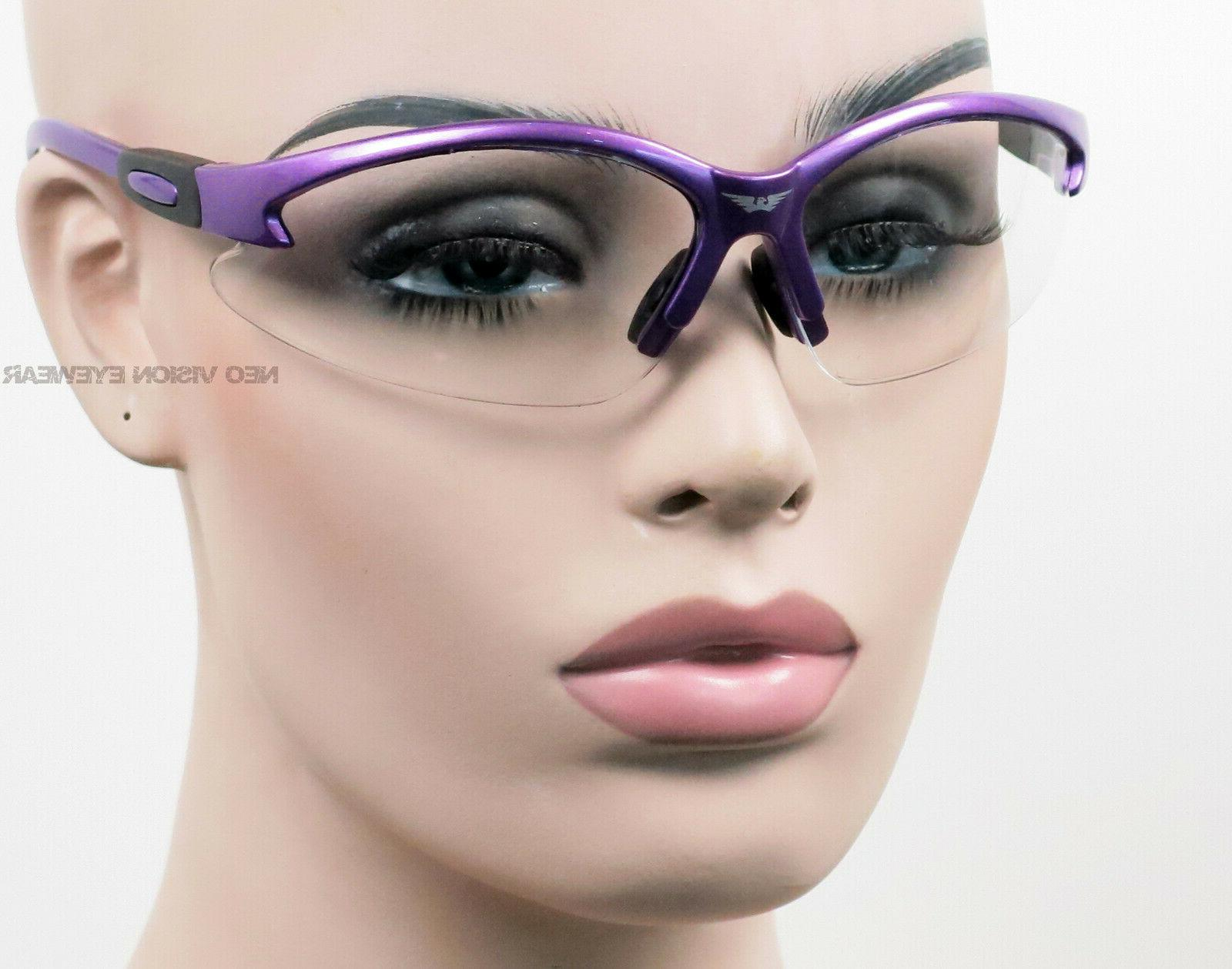 Global Frame Clear Lens Glasses Motorcycle Z87+