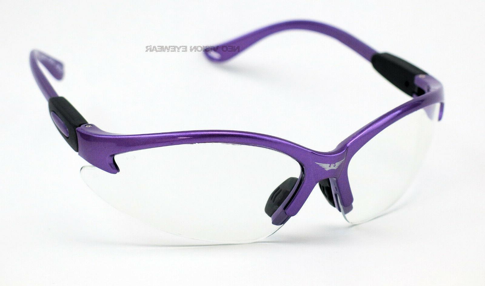 Global Cougar Frame Lens Glasses Z87+