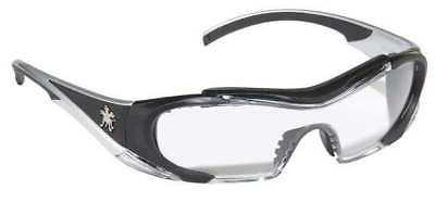 Mcr Safety Safety Anti-Fog, Scratch-Resistant, HL110AF