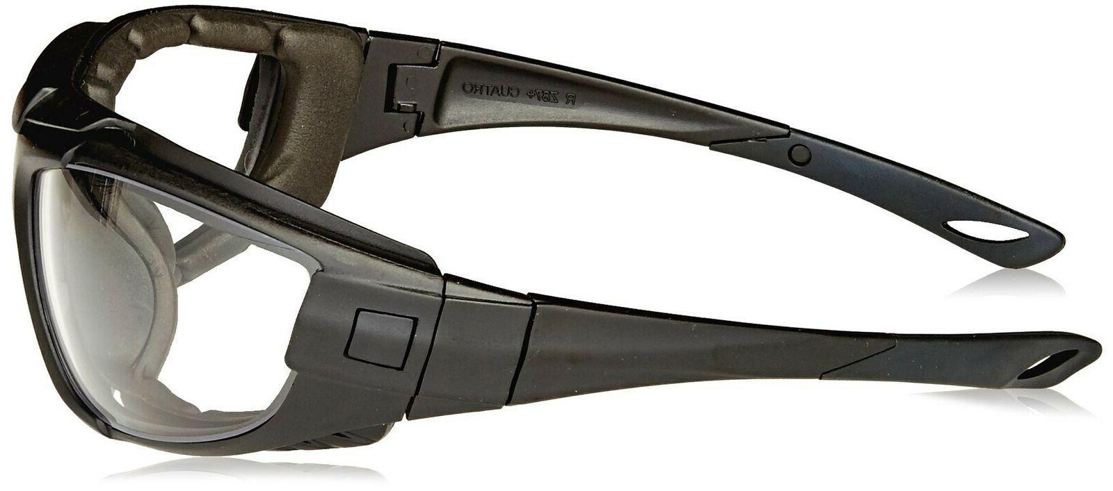 Radians Cuatro Fog Safety Goggles Padded