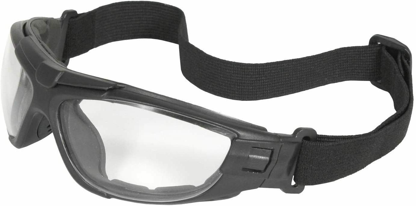 Radians Cuatro 4-in-1 Fog Safety Goggles