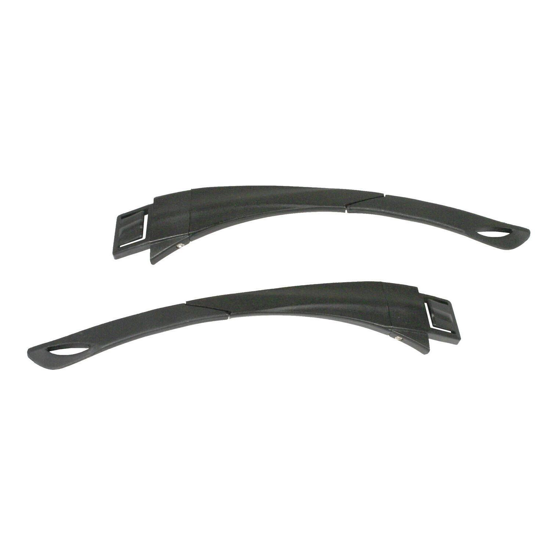 Radians Cuatro 4-in-1 Clear/Anti Fog Glasses Hybrid Goggles Foam Padded