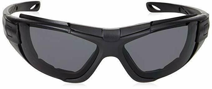 Radians Cuatro Fog Smoke/Gray Safety Goggles Padded