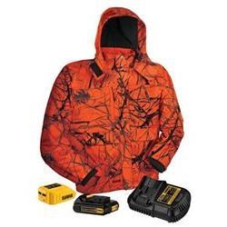 Dewalt DCHJ063C1-3XL 12V/20V MAX XXXL Hooded Heated Jacket K