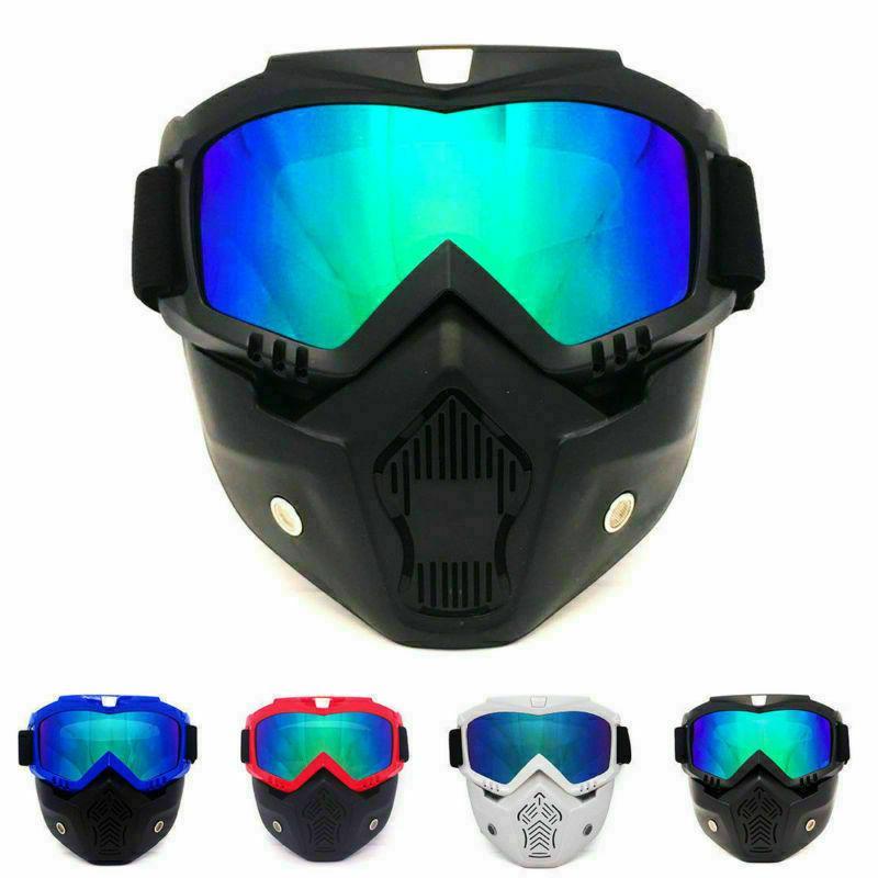 Safety Face Mask Glare Work