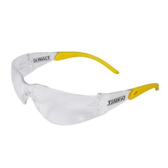 dewalt protector safety glasses clear