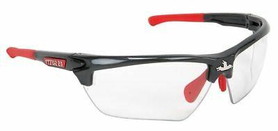 dominator 3 safety glasses gunmetal