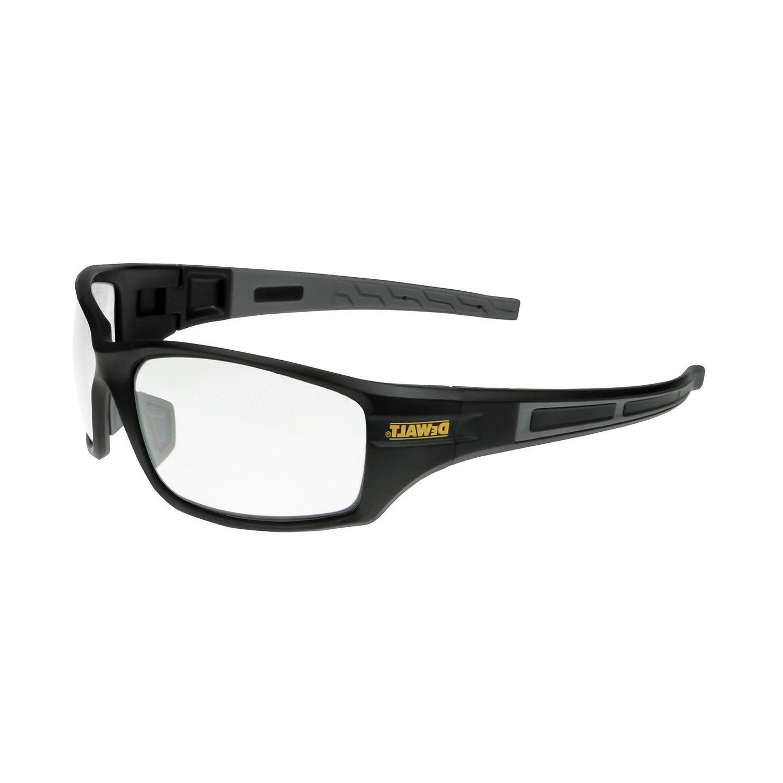DeWalt Glasses, Clear Z87.1+