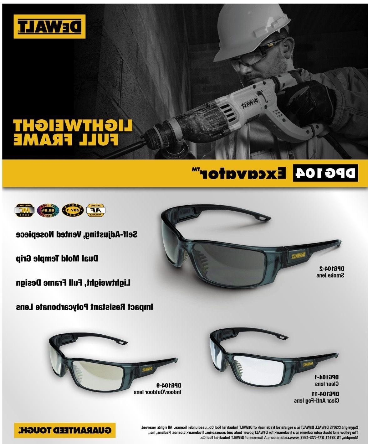Dewalt DPG104- Lens Safety Choose