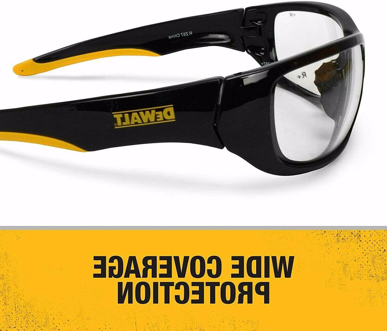 dpg94 1c dominator safety glasses clear lens