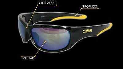 DeWalt Safety Glasses, Yellow Lens