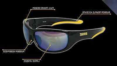 DeWalt Safety Glasses, Mirror Lens