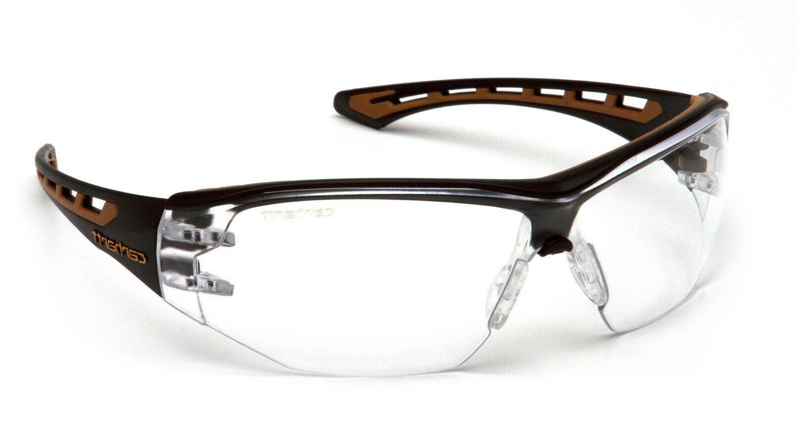 easley clear anti fog lenses safety glasses