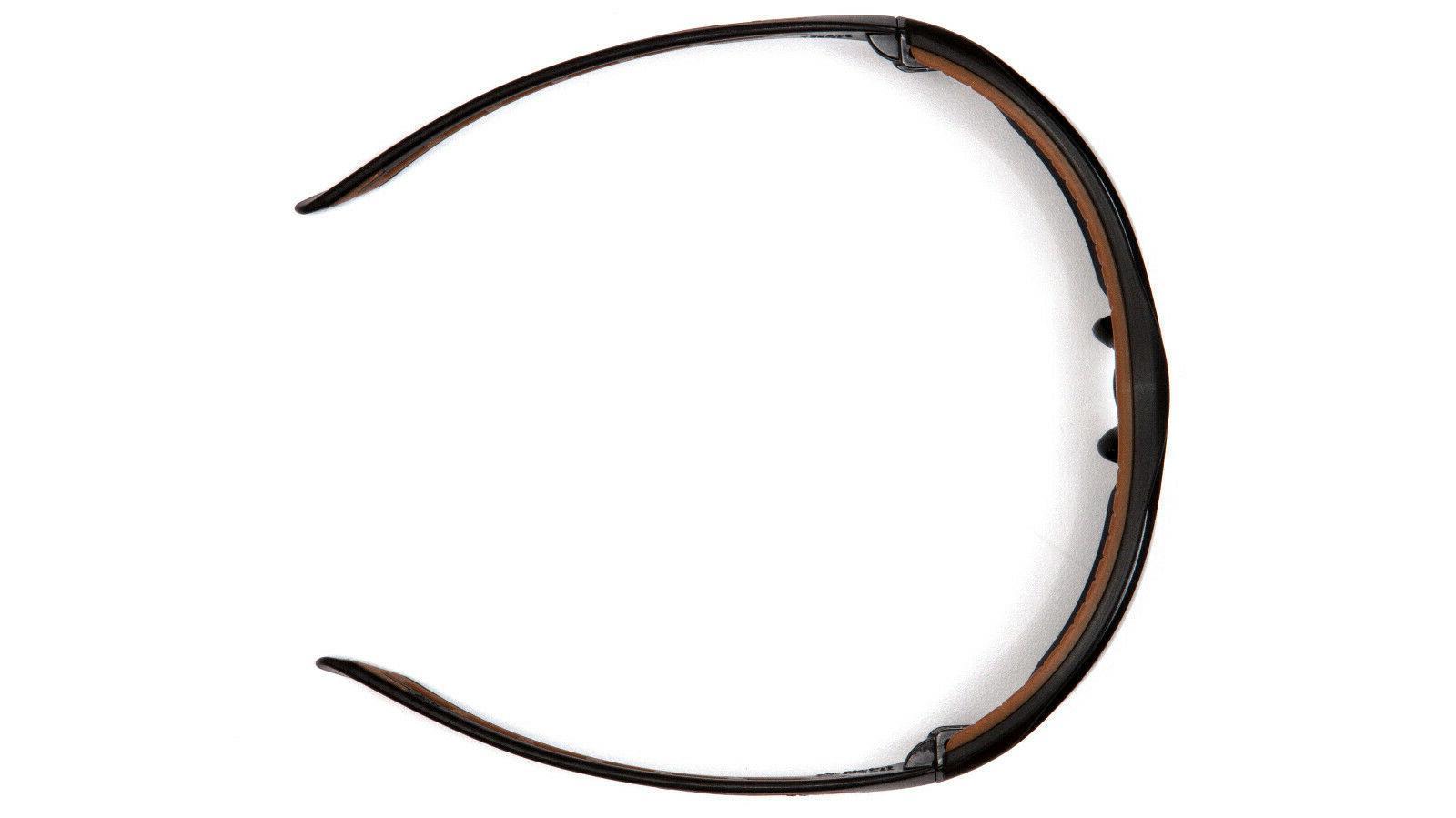 Carhartt Sandstone ANTI Brown Safety Glasses