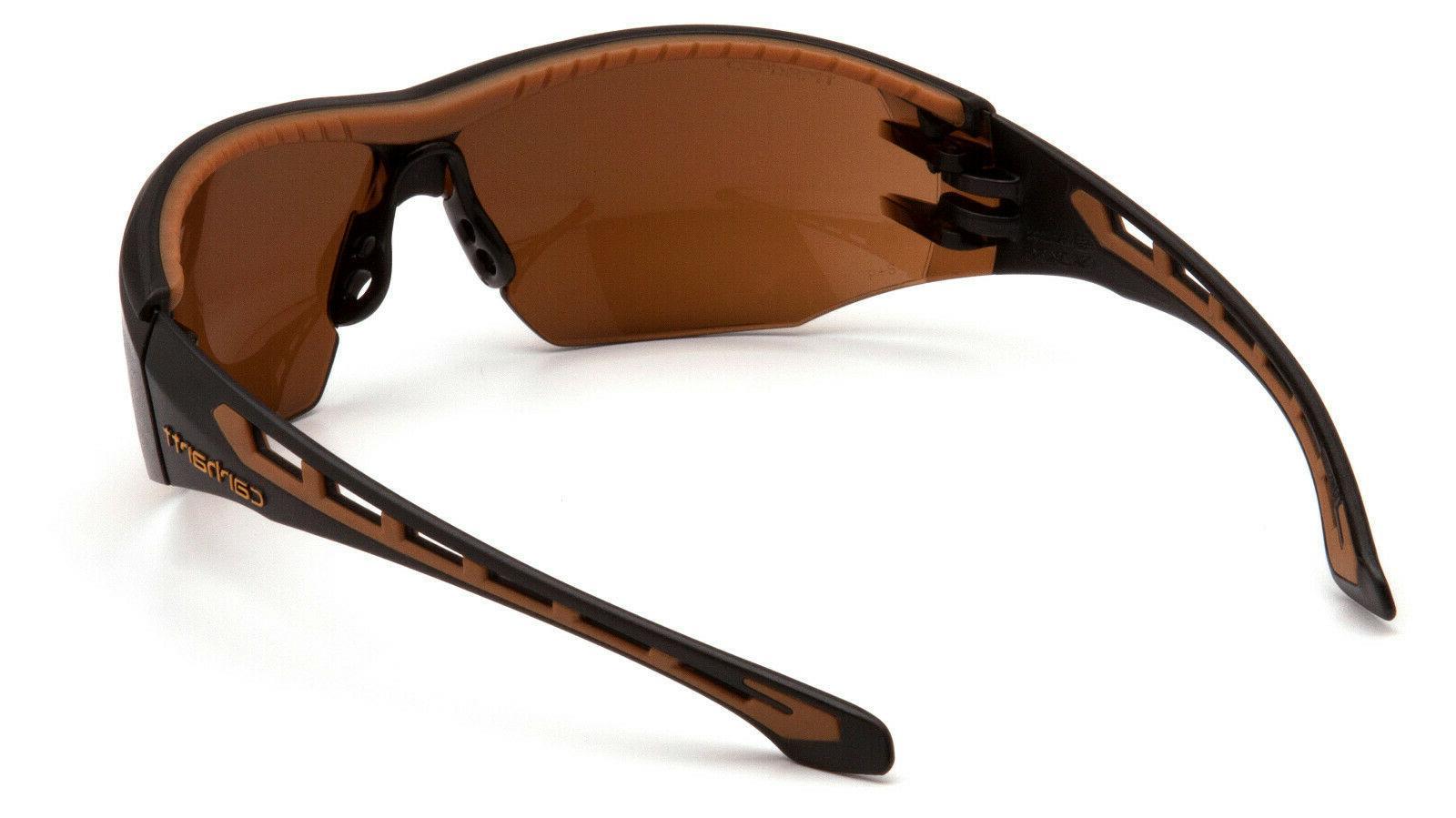 Carhartt Easley Sandstone ANTI FOG Brown Safety