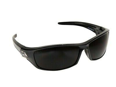 Edge Eyewear SR116  Reclus 'Classic' Safety Glasses, Black/S