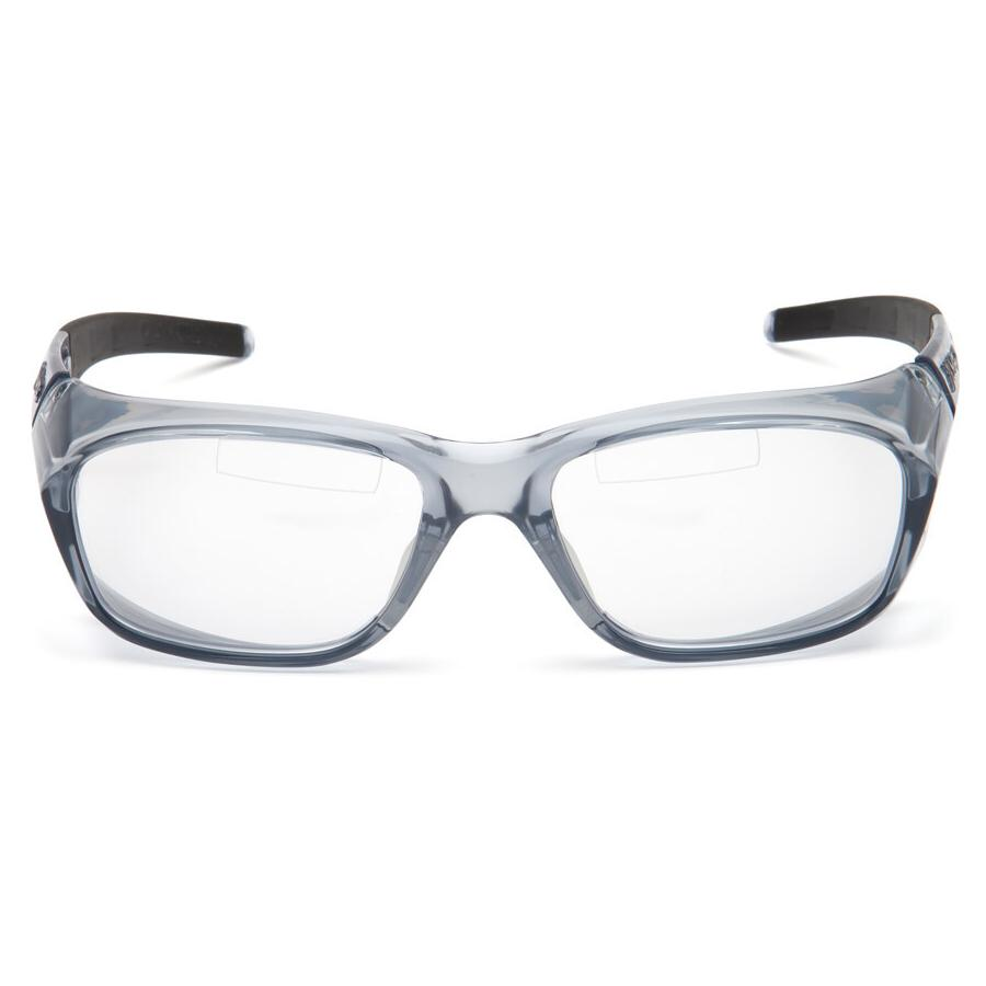 Pyramex Bifocal Glasses, Gray, with