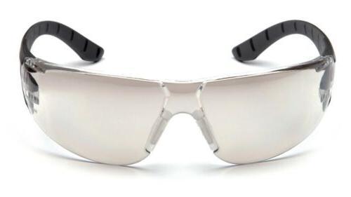 Pyramex Endeavor Black Indoor Outdoor Safety Glasses