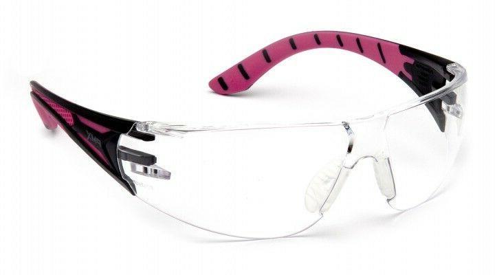 Pyramex Endeavor Plus Safety Glasses Eyewear Clear Lens Blk