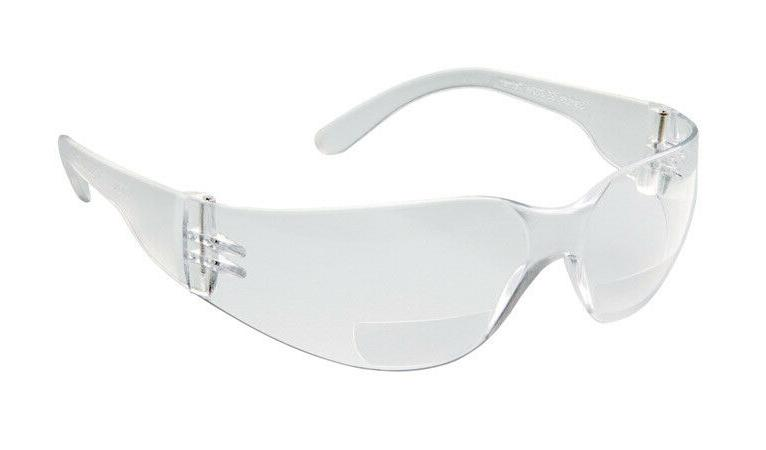 ERB Glasses Clear Smoke/Gray Reader