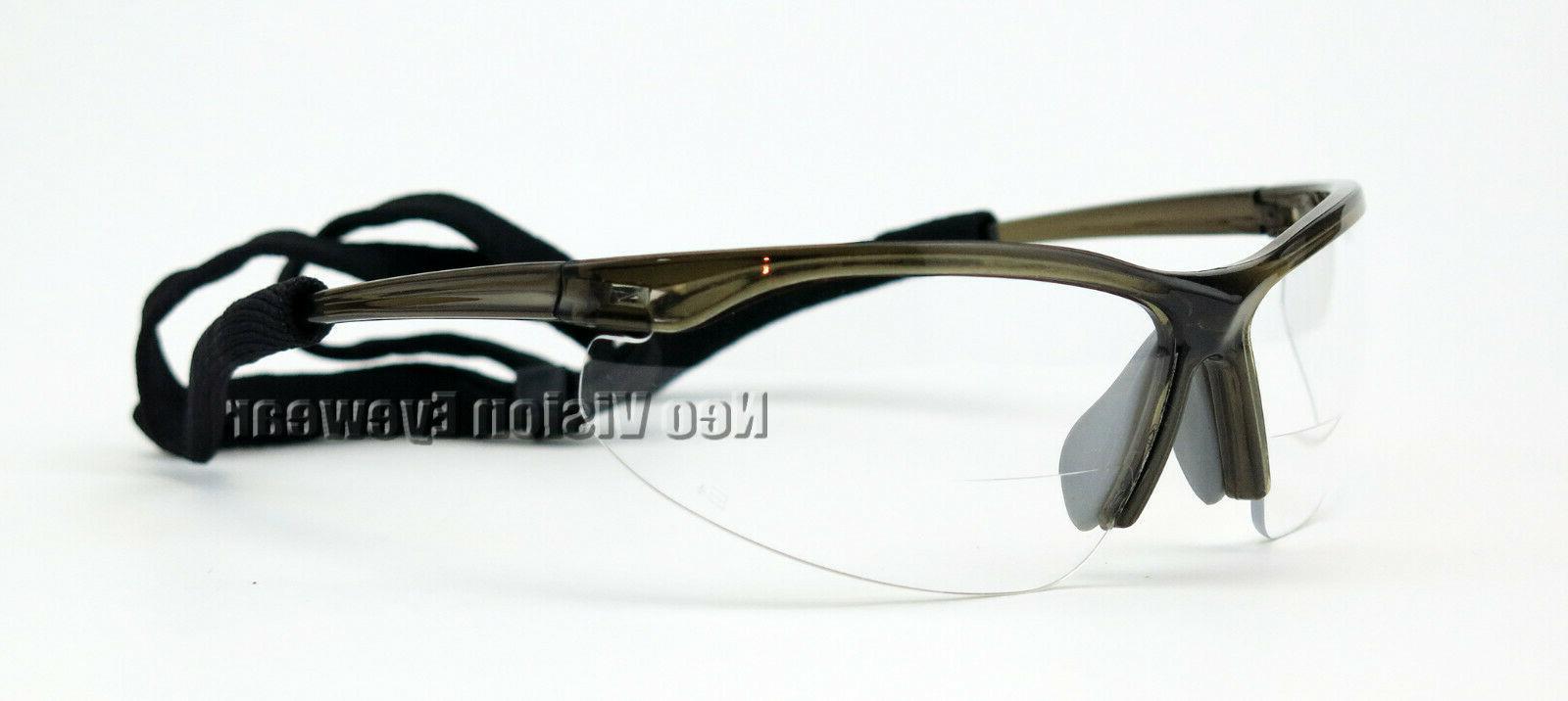 ERB Pinpoint Glasses Smoke