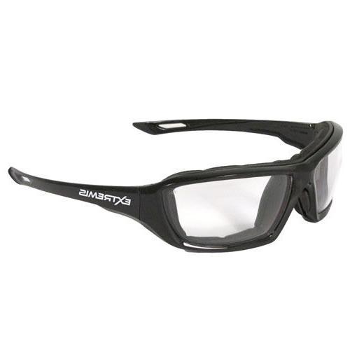 extremis foam lined safety eyewear glasses xt1