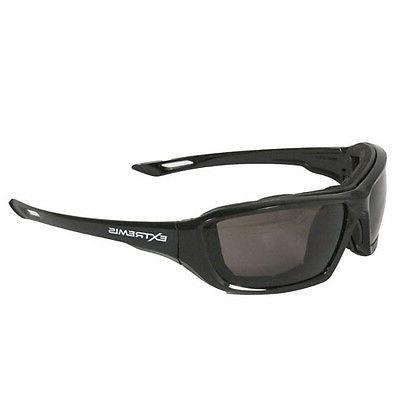 RADIANS EXTREMIS SAFETY EYEWEAR XT1-21 SMOKE ANTI-FOG 12-Pac