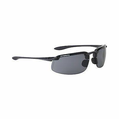 Crossfire Eyewear 2141 ES4 Safety Glasses Smoke Lens