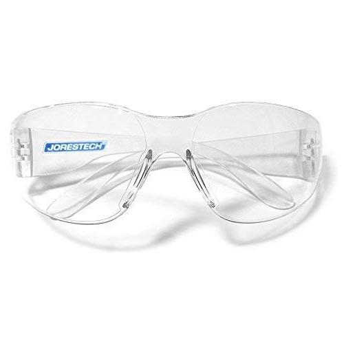 JORESTECH Protective Glasses, Polycarbonate Lens Pack of 12