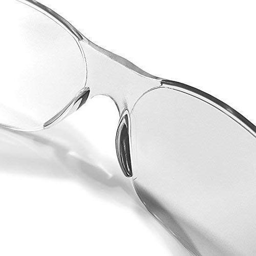 JORESTECH Glasses, Polycarbonate Impact Lens Pack of