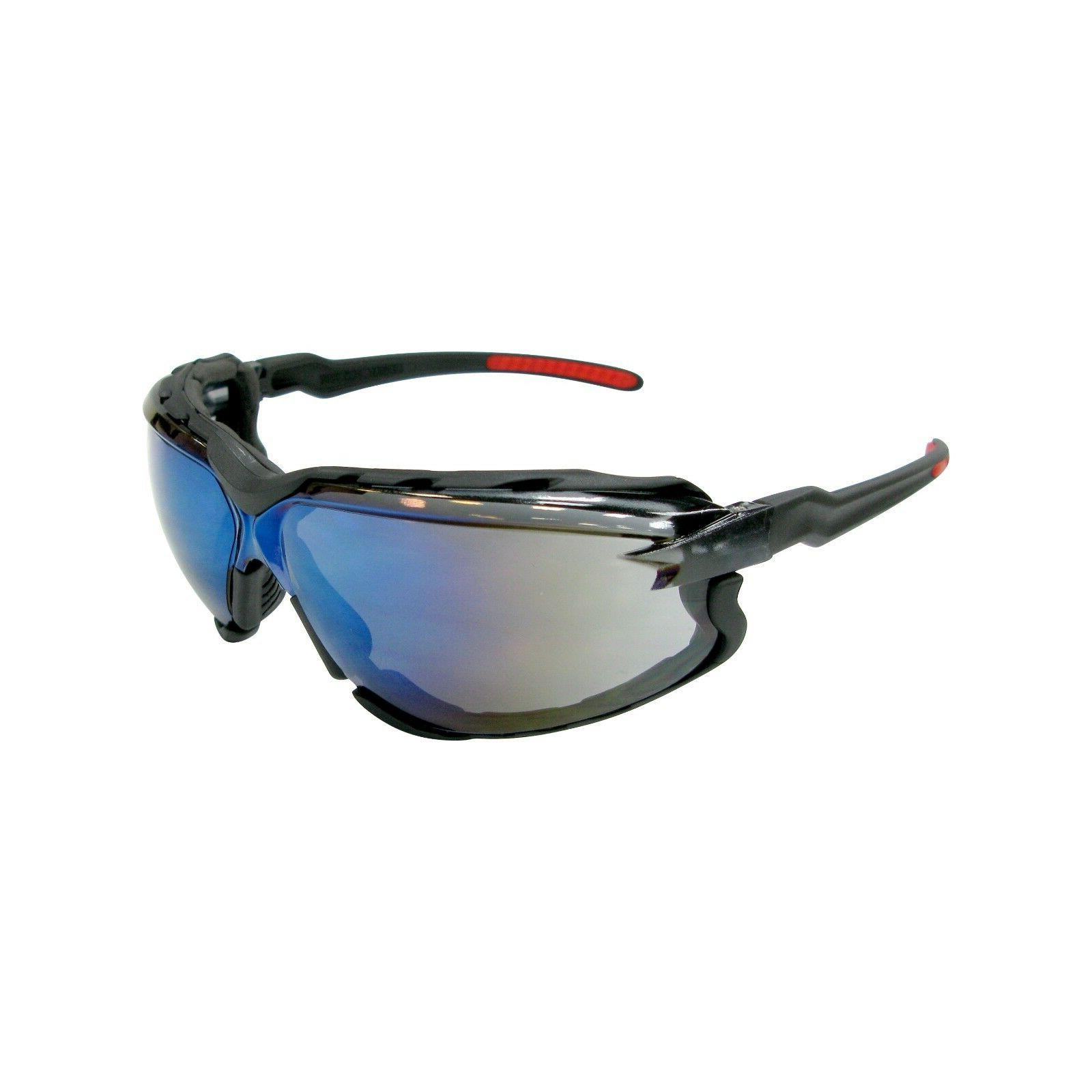 Falcon Safety Glasses with Removable Foam Lined Gasket and U