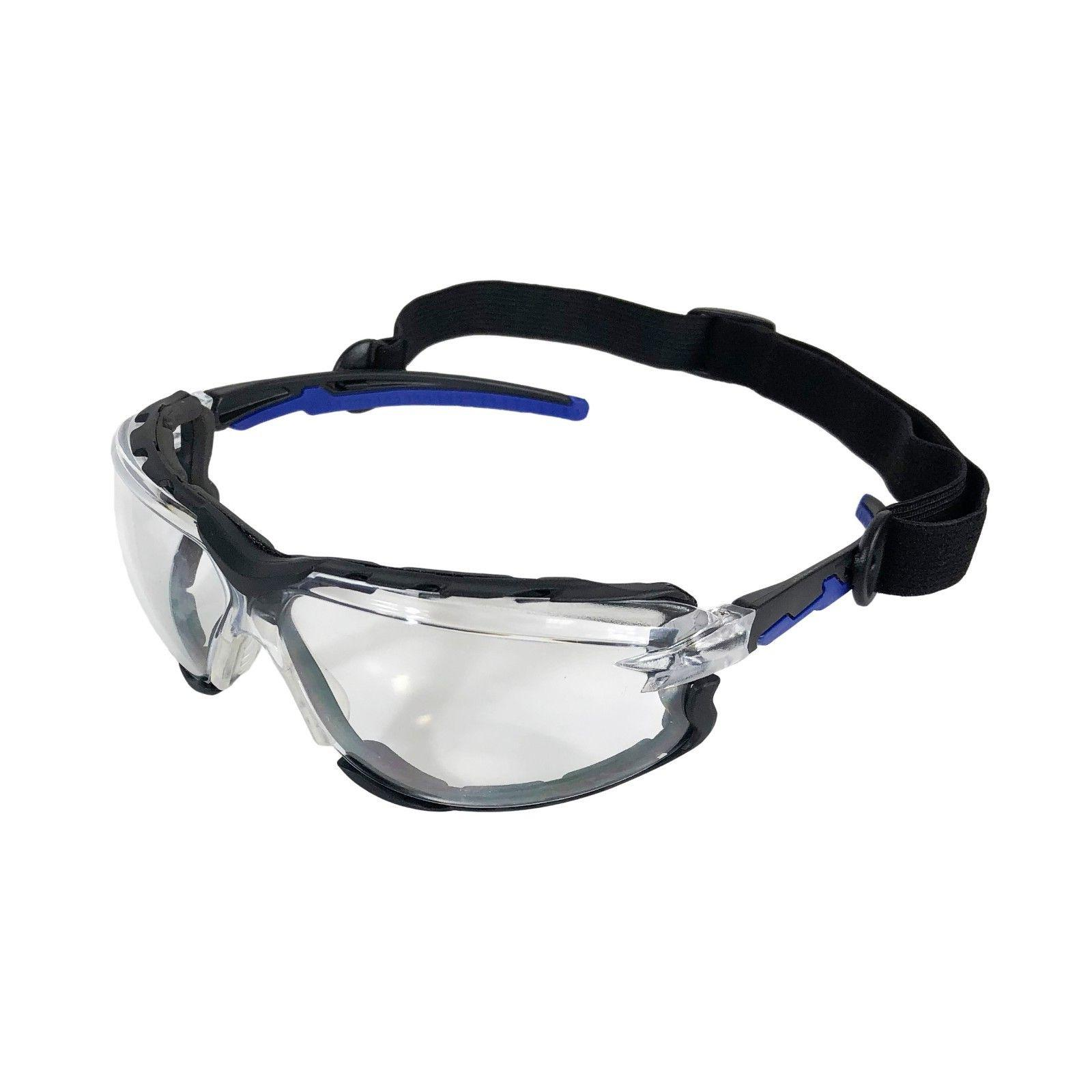 falconx anti fog safety glasses with removable