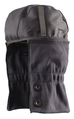 Flame Resistant Shoulder Length Winter Liner with Zipper Col