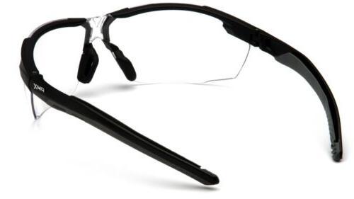 Pyramex Flex Zone Clear H2X Anti Lens Safety Glasses Z87+ CSA