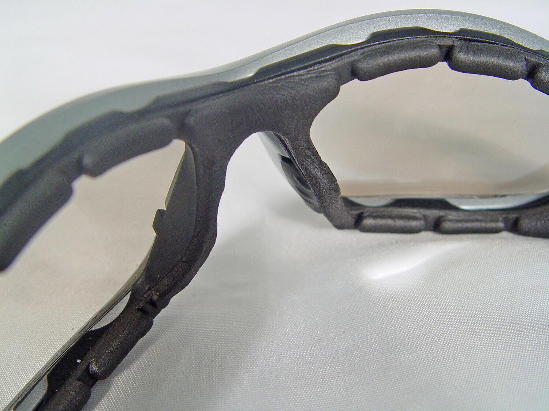Dewalt Framework Padded Glasses Goggles Silver Z87+