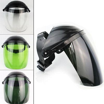 full face safety shield tool mask clear