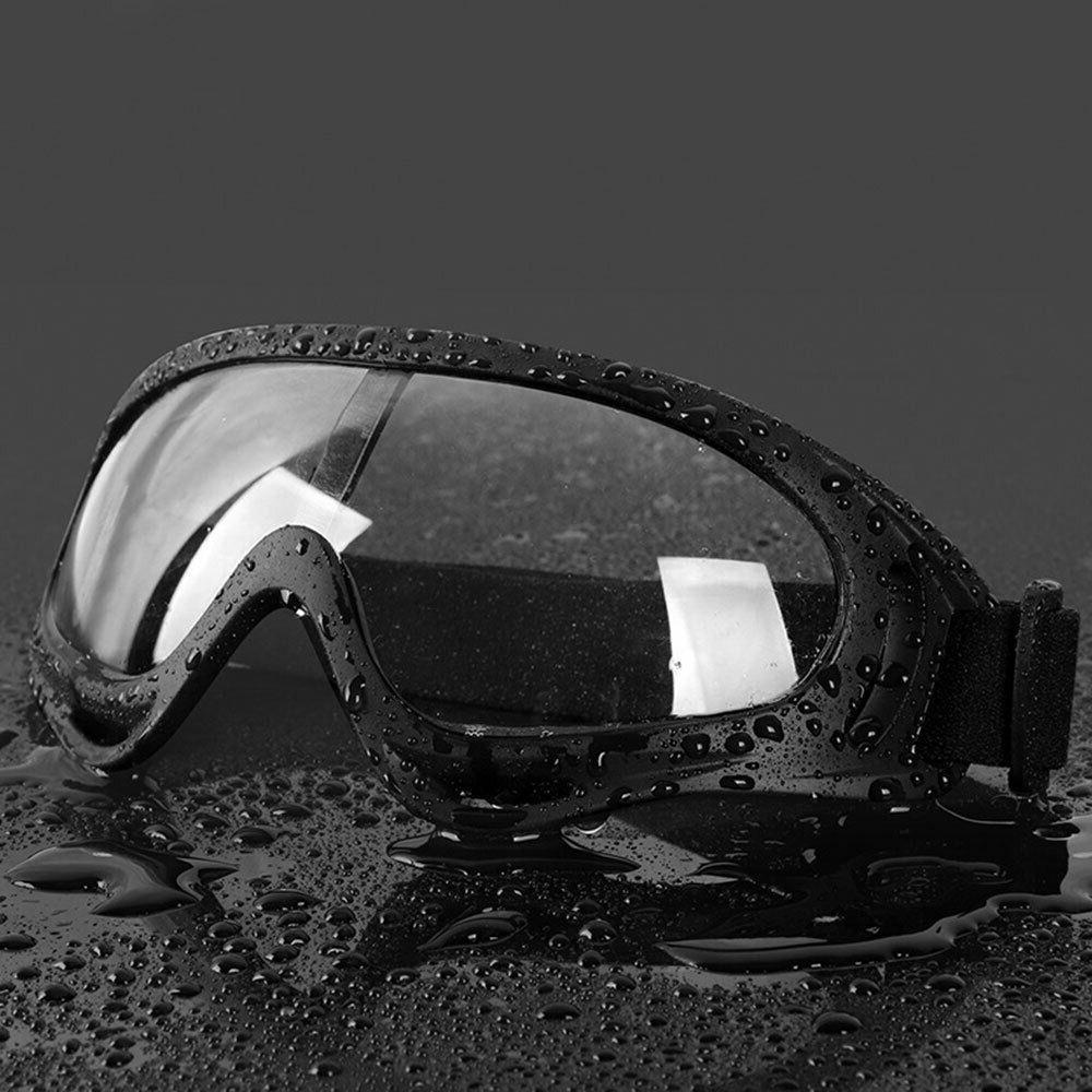 Fully Sealed Shield Goggles UV Work Glasses Sunglasses