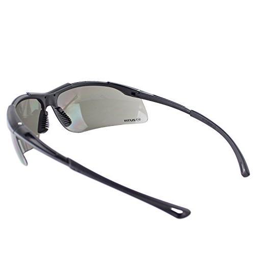 Titus G28 Smoke Sport Glasses