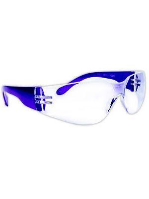gemstone myst purple temple safety glasses pair