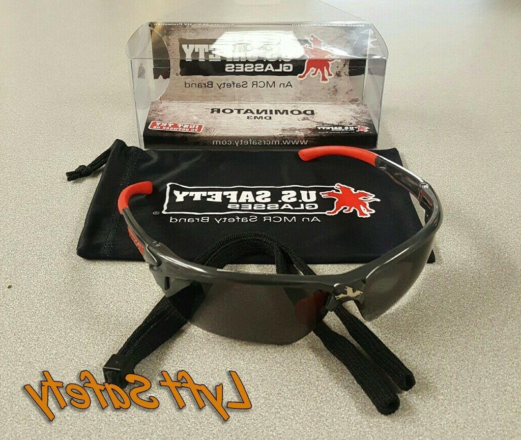 Safety Glasses MCR Tint Shooting Eye Protection Anti-Scratch
